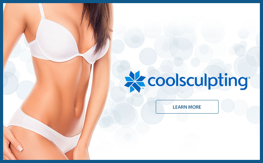 coolsculpting cryotherapy offered at wake plastic surgery cary nc