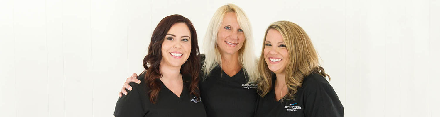 Wake Plastic Surgery Med Spa Staff